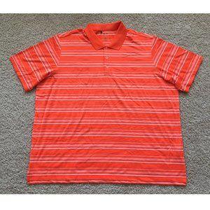 Adidas Puremotion performance golf polo shirt 3XL